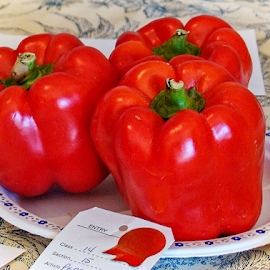 peppers by Lennie Locken - Food & Drink Ingredients