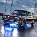 Game Russian car :2107 APK for Kindle