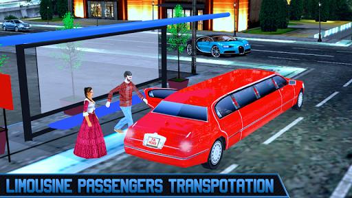 Limousine Taxi Driver 2017 Sim