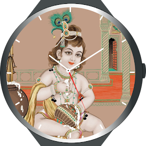 Download Lord Krishna Watch Faces For PC Windows and Mac