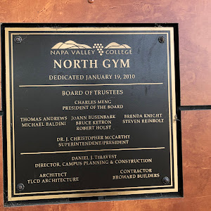 Napa Valley College North Gym