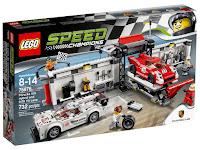 Пит-лейн: Порше 919 Гибрид и Порше 917K