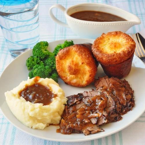 French Onion Braised Beef Brisket Recept | Yummly
