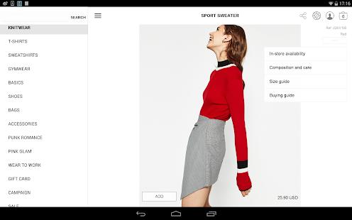 Zara APK for Nokia