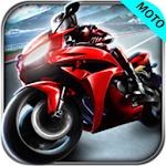 Moto Game Fast Racing APK Image