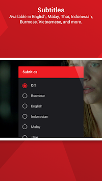 Iflix Global APK screenshot thumbnail 5
