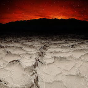 Creation by Craig Bill - Landscapes Deserts ( death valley, salt flat, desert, california, badlands,  )
