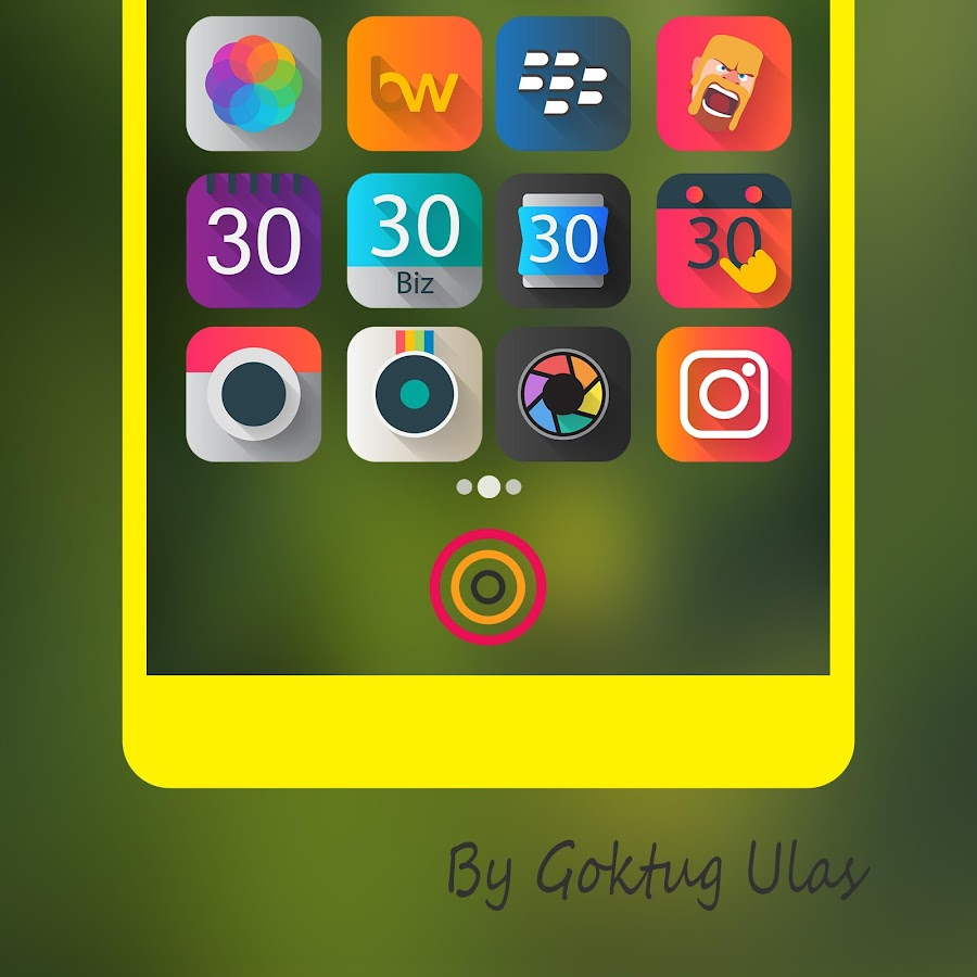 Graby - Icon Pack Screenshot 3
