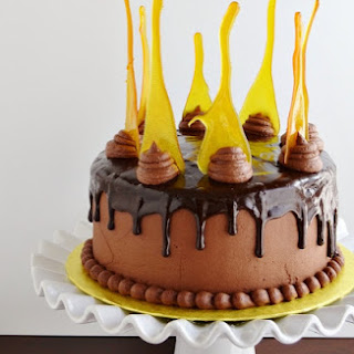 Chocolate Cake Lemon Curd Recipes
