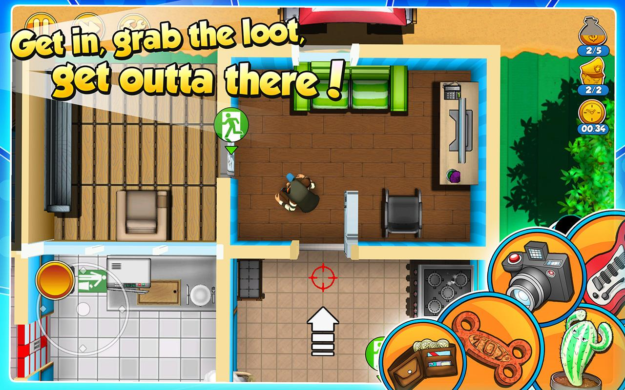 Robbery Bob 2: Double Trouble Screenshot 15
