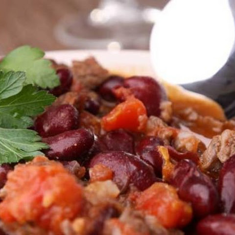 Weight Watchers Chili