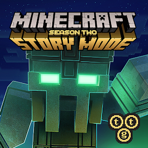 Minecraft: Story Mode - Season Two For PC (Windows & MAC)