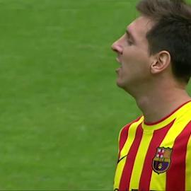 Lionel Messi by Alexandru VA - Sports & Fitness Soccer/Association football ( lionel messi, barcelona )