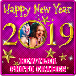 New Year Photo Frames 2019 For PC / Windows 7/8/10 / Mac – Free Download