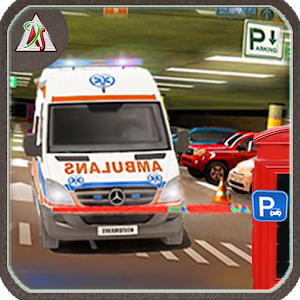 Ambulance Parking Multi-Storey