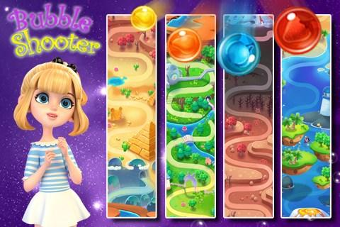 Bubble Shooter Deluxe Screenshot 4