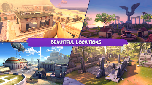 Blitz Brigade - Online FPS fun screenshot 7