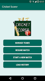 Cricket Scorer APK for Bluestacks