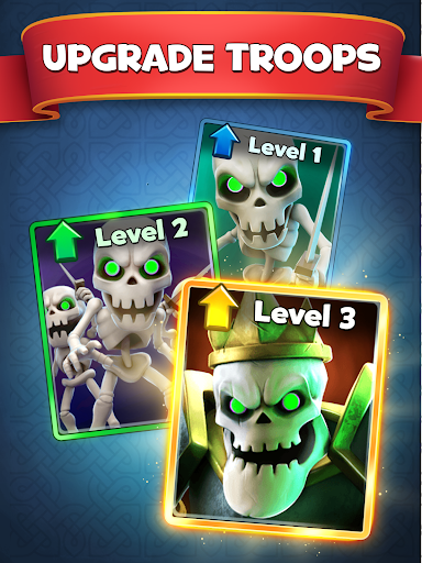 Castle Crush: Clash in Free Strategy Card Games screenshot 10