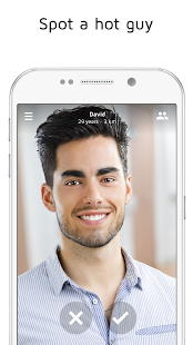LOVELY – Your Dating App Screenshot