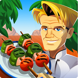 RESTAURANT DASH, GORDON RAMSAY Icon