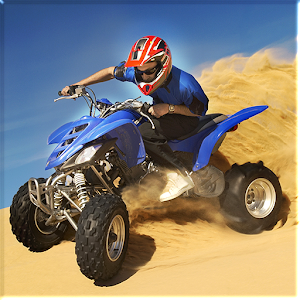 Quad Bike Dirt Rider