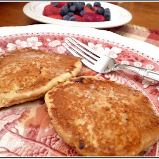 Low Fat high fiber Pancakes
