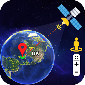 Live Earth Map View: 360 Satellite & Street view For PC / Windows 7/8/10 / Mac – Free Download