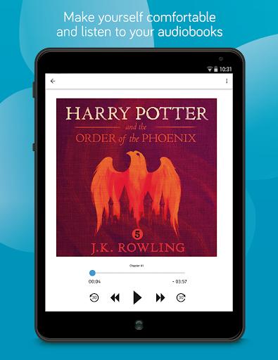 tolino e-book reading app - books reader screenshot 15