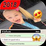 New JoJo SiWa Chat Prank Icon
