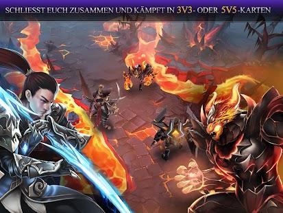 Heroes of Order & Chaos – Miniaturansicht des Screenshots
