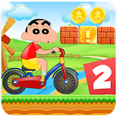 Shin Bike Chan Rider APK for Bluestacks