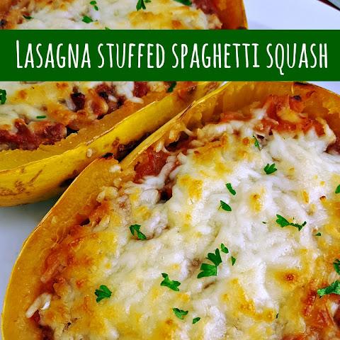 10 Best Ground Beef Stuffed Spaghetti Squash Recipes   Yummly