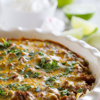 Mexican Enchilada Casserole Ground Beef Recipes