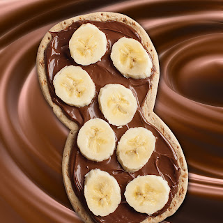 Banana Chocolate Pizza Recipes