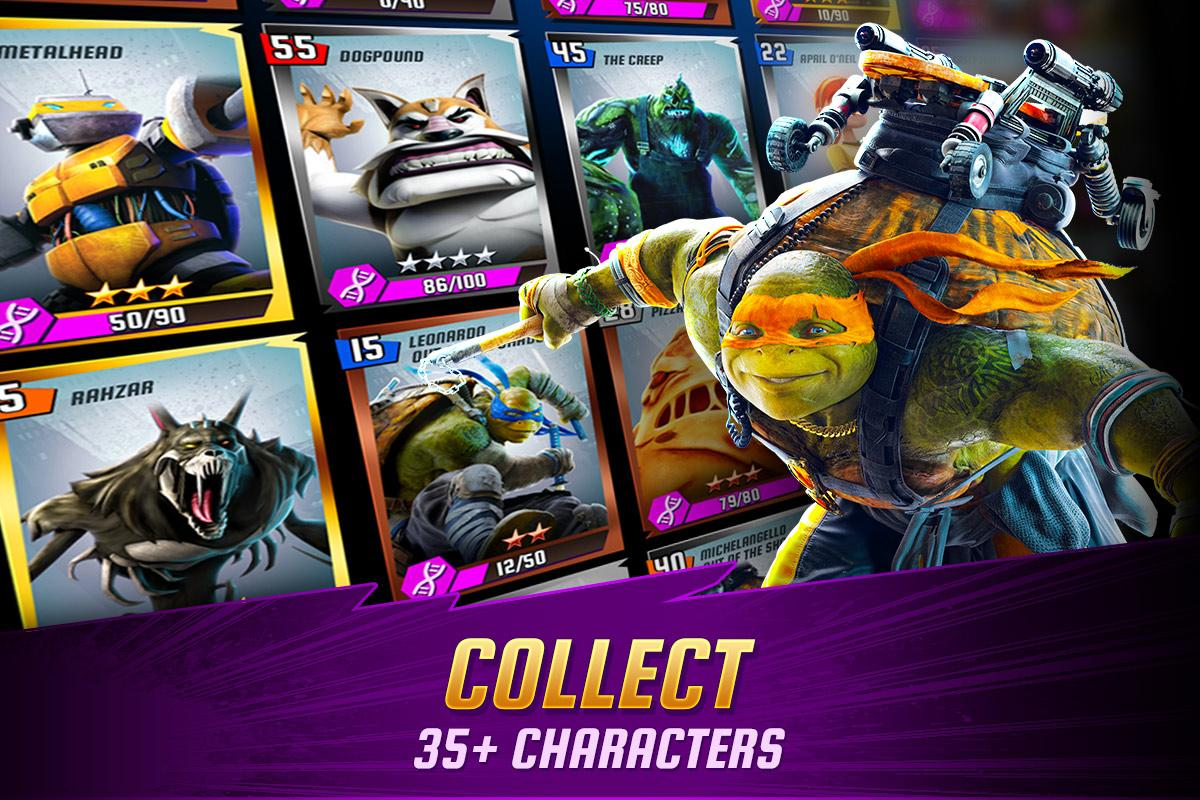 Ninja Turtles: Legends Screenshot 5