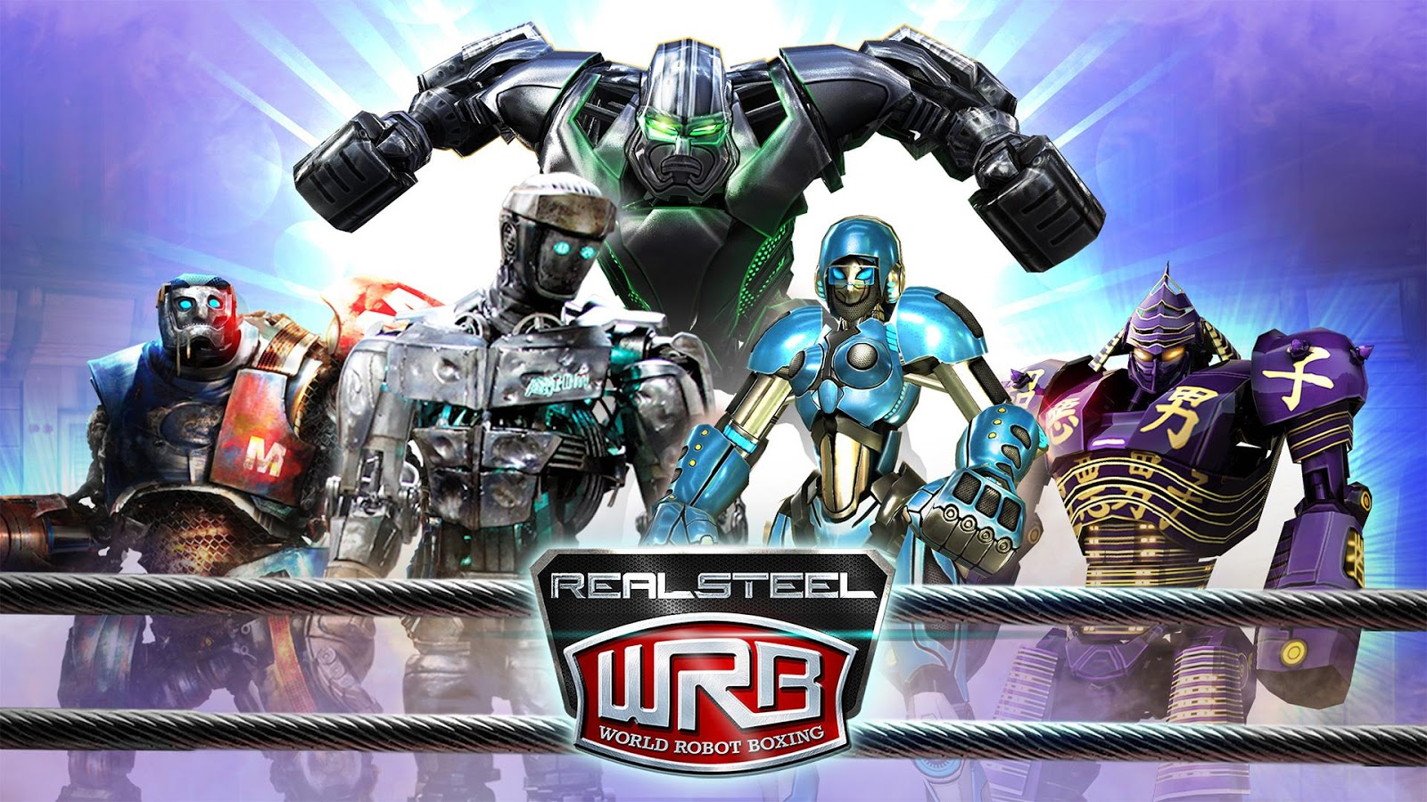 Real Steel World Robot Boxing Screenshot 0