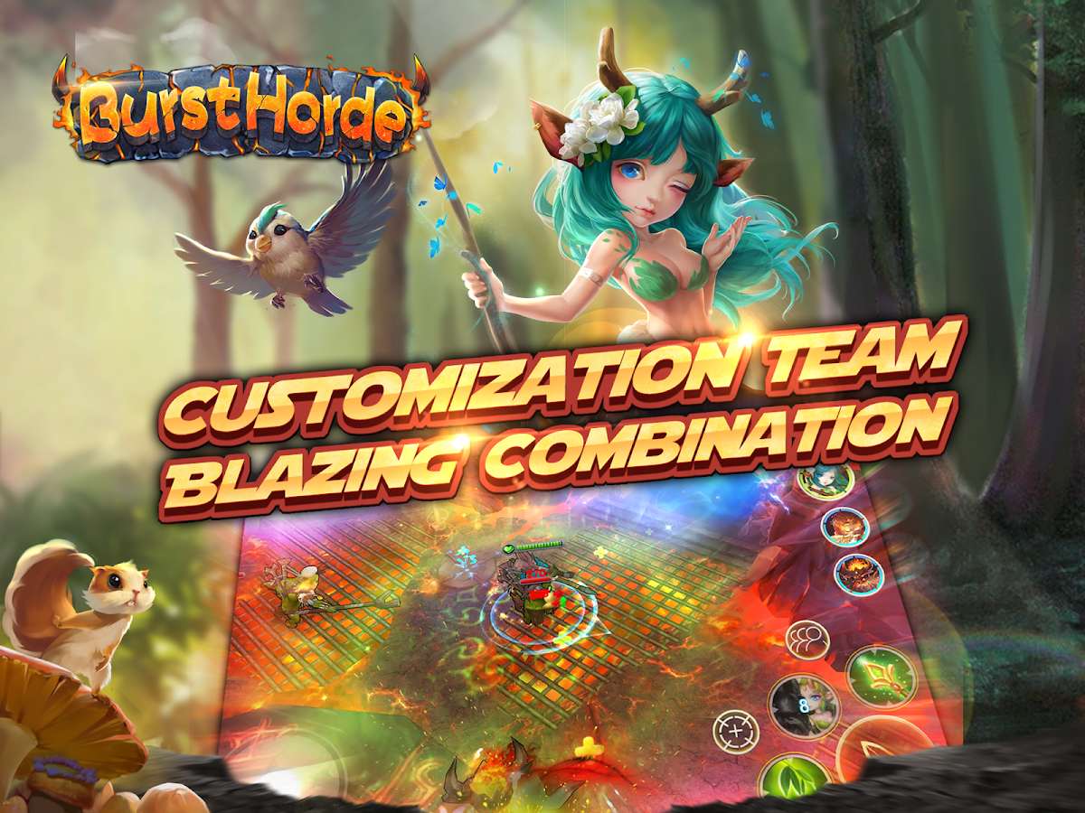 Burst Horde Screenshot 12