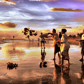 Kuta by Herry Wibowo - Landscapes Beaches