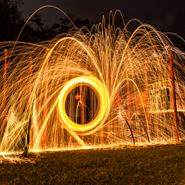by RyAn TeOh - Abstract Fire & Fireworks (  )