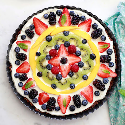 Easy Breakfast Fruit Tart