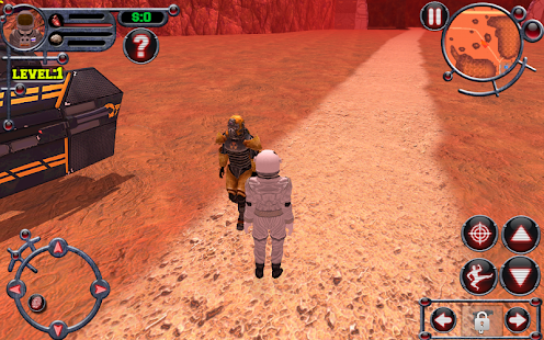 Mars Man Survival- screenshot thumbnail
