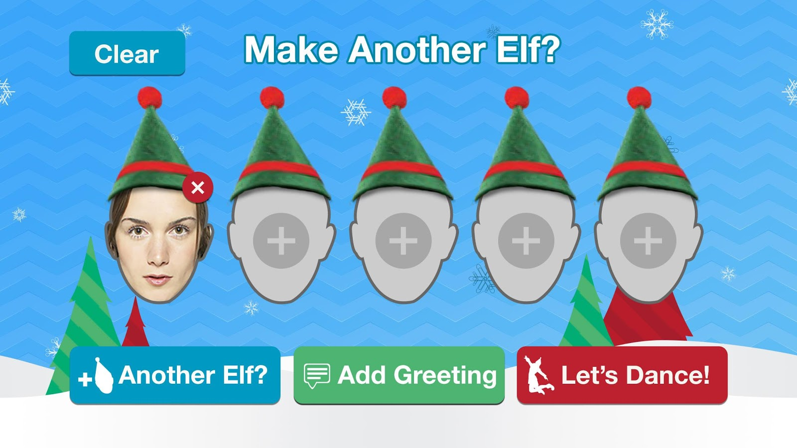 ElfYourself by Office Depot Screenshot 2