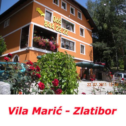 Android aplikacija Vila Maric - Zlatibor na Android Srbija