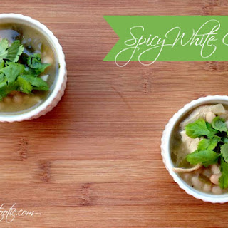 National Chili Day | Spicy White Chili