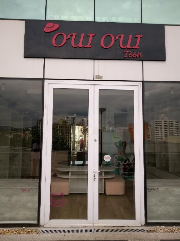 Excelente loja no Condomínio Golden Office