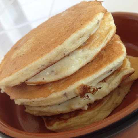 Best Pre-contest Protein Pancakes