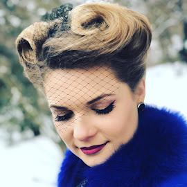 Vintage by Bettina Linda Vajda - People Fashion ( vintage fashion beautiful )