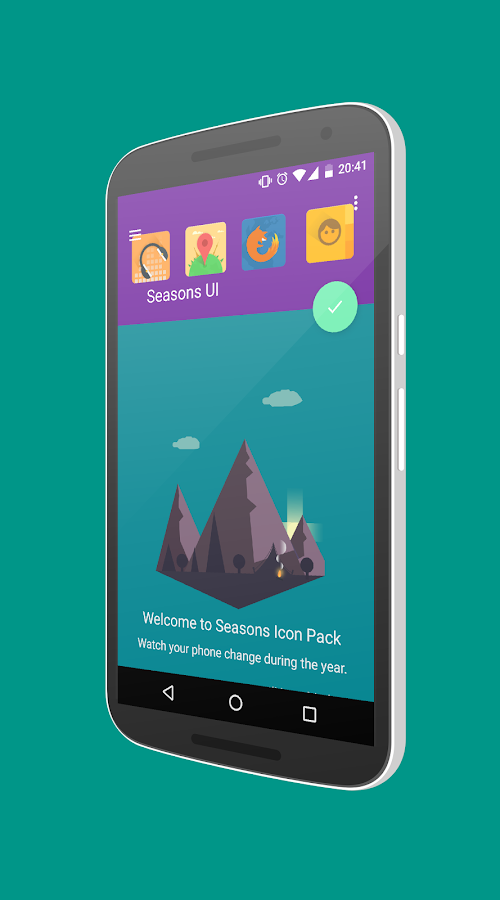 Seasons Icon Pack Screenshot 4