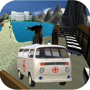 Download Ambulance Rescue Racing 3D For PC Windows and Mac
